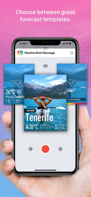 Weathershot™ on the App Store