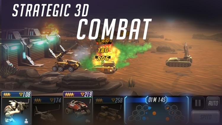 League of War: Mercenaries screenshot-3