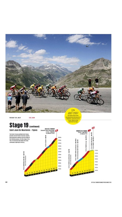 Official Tour de France Guide screenshot four