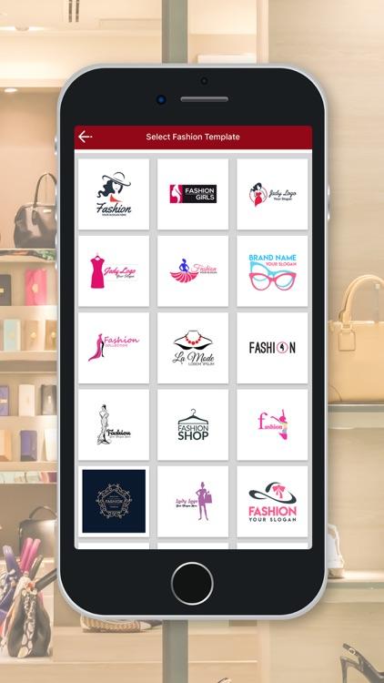 Fashion Logo Maker screenshot-5