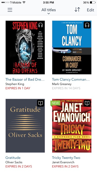cancel OverDrive: eBooks & audiobooks app subscription image 1