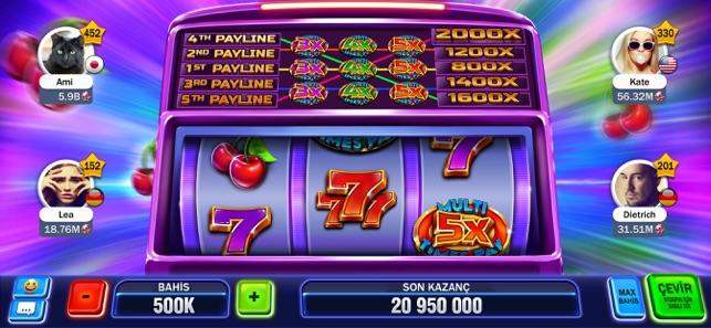Casino host italiano