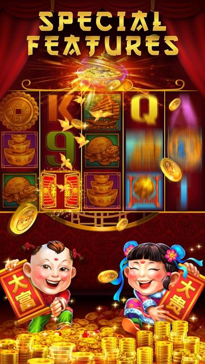 Grand Macau-Dafu Casino Slots screenshot-4
