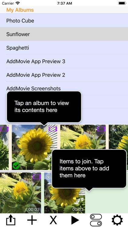 AddMovie screenshot-0