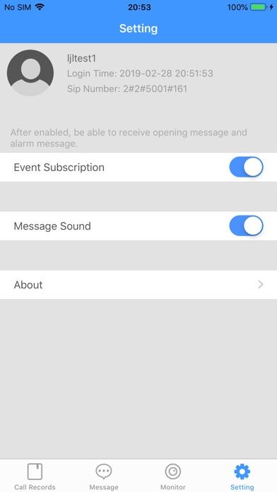 DSS Mobile For VDP screenshot #4