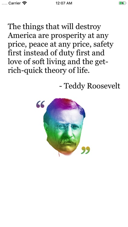 Teddy's Quotes - Wise Words screenshot-3