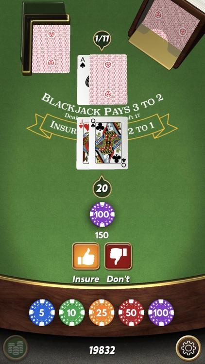 Blackjack 21 ⁂ screenshot-3