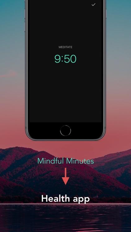 Meditate - Mindfulness app