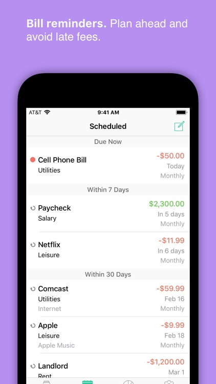 SavingsApp: Checkbook screenshot-2