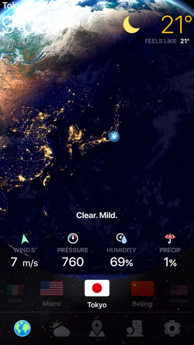 WEATHER NOW ° - daily forecast