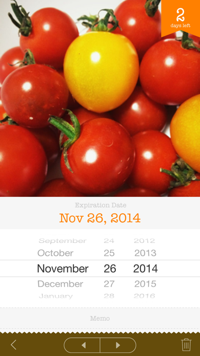Fresh Pantry - Shelf Life screenshot three