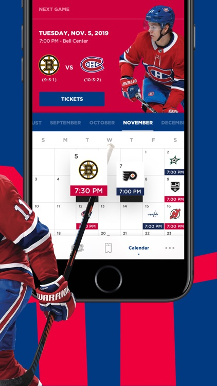 Montréal Canadiens screenshot-1