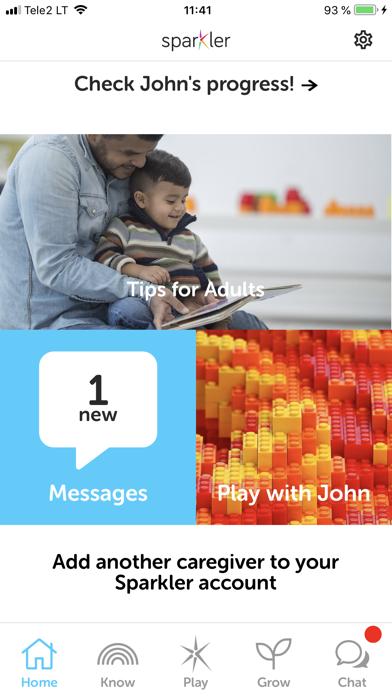 messages.download Sparkler: Play for Parenting software