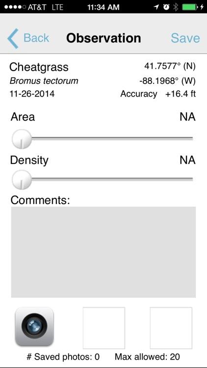 MISIN: Report Invasive Species screenshot-4