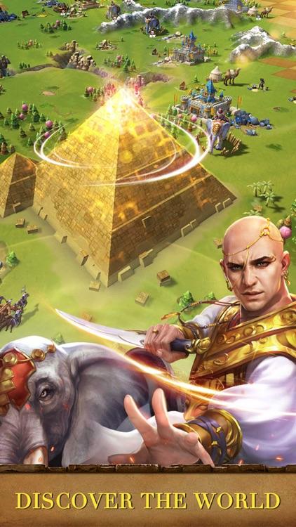 Clash of Civilizations screenshot-4