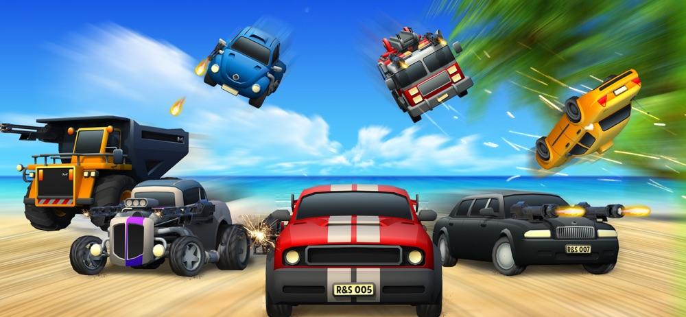 Racing & Shooting – Car Smash Cheat Codes
