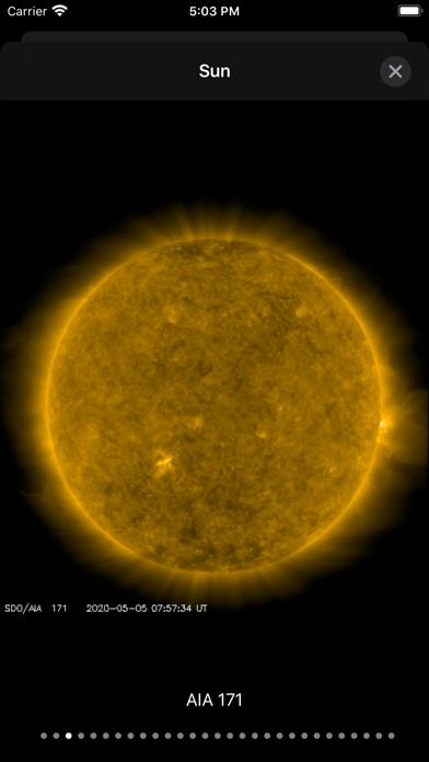 Aurora Forecast.のおすすめ画像8