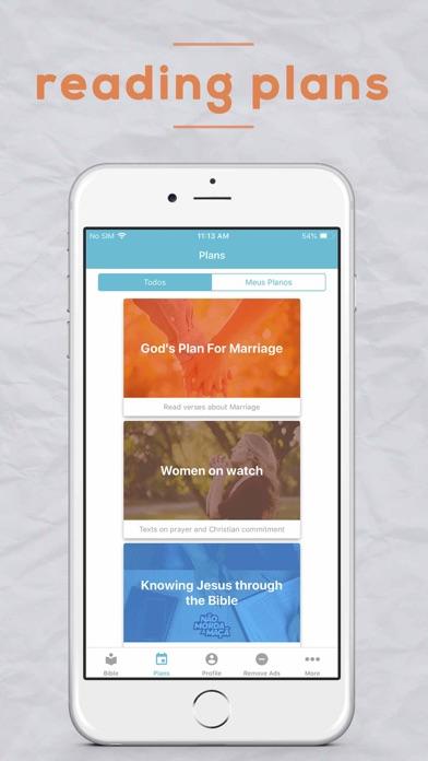 Screenshot #2 pour Bible Offline JFA