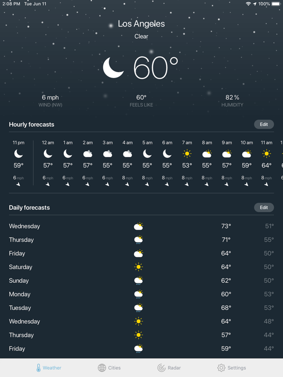 Weather · screenshot 20