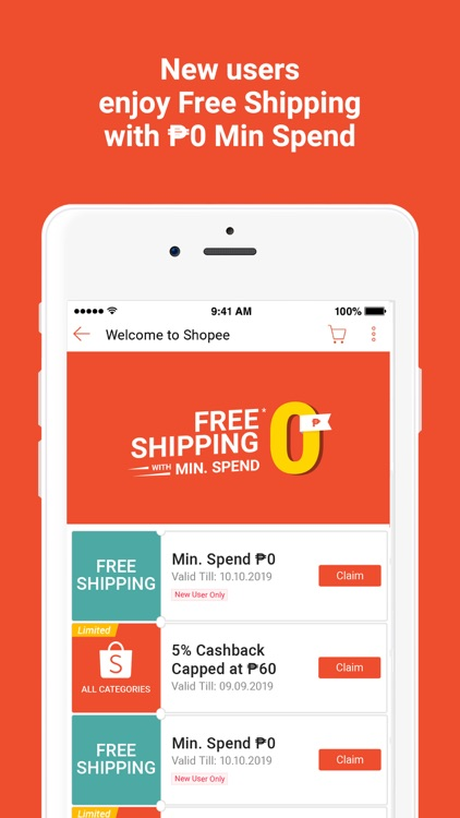 Shopee PH: Sell & Shop Online