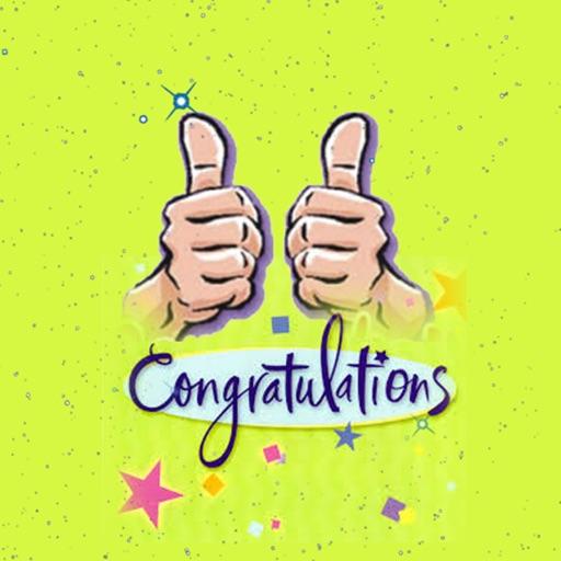 Congratulations Gif - Stickers