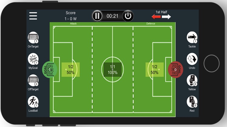 Ai Football (Soccer) screenshot-5