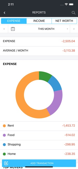 Buxfer: Budget & Money Manager on the App Store