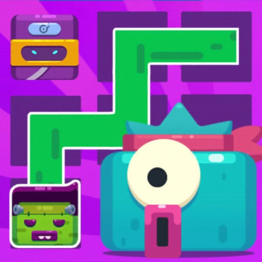 Fill one - line puzzle games