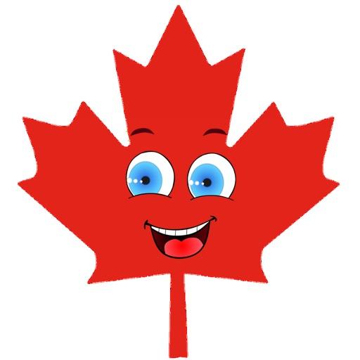 Canada Flag Emojis