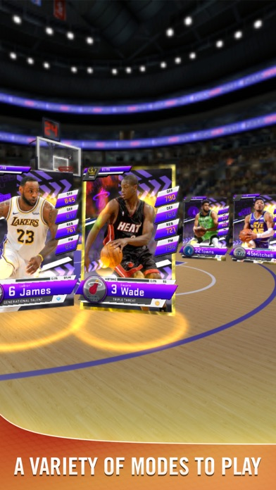 My NBA 2K20 app image