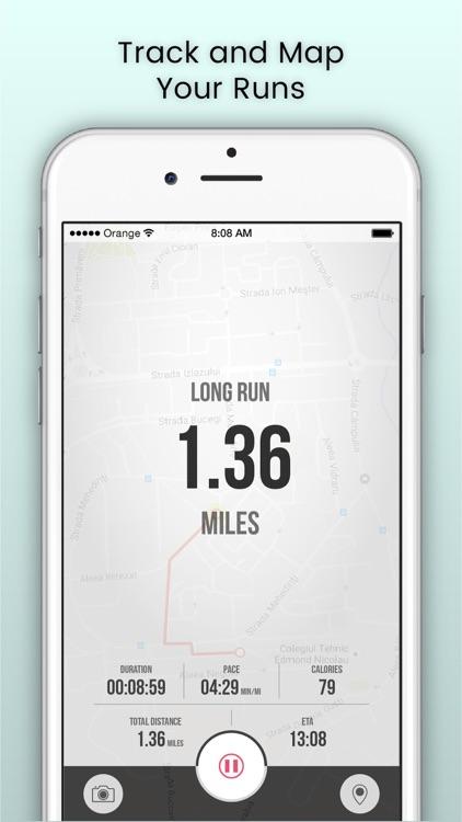 SportMe First 5K + Speed Coach
