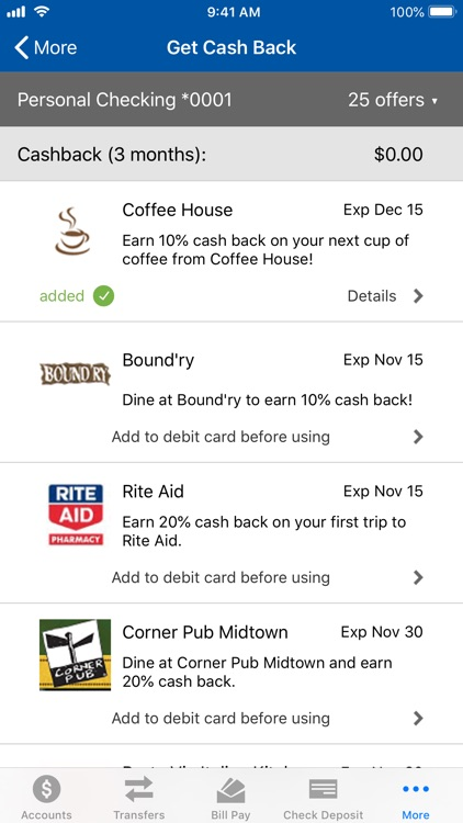 Landmark Credit Union Mobile screenshot-6