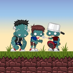 Zombie Gang: Escape from Earth