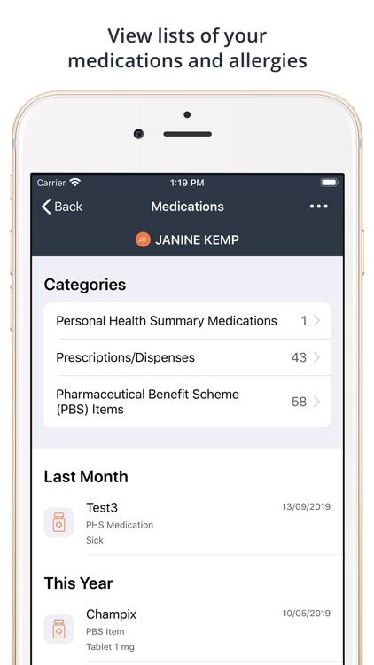 Healthi screenshot-4
