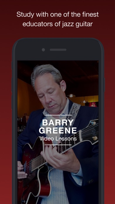 Barry Greene Video Lessons Screenshot