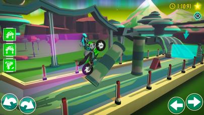 Gravity Rider オフロード系オートバイレースのおすすめ画像1