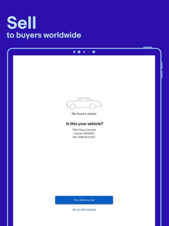 eBay Motors: Buy & Sell Cars screenshot 9