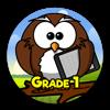 First Grade Learning Games - RosiMosi LLC Cover Art