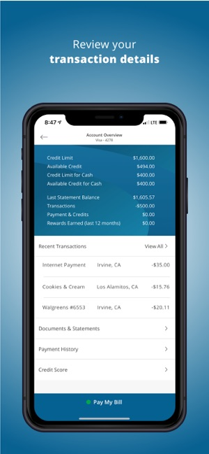 Credit One Bank Mobile on the App Store