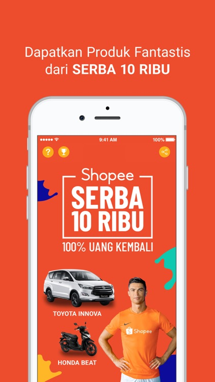 Shopee: 9.9 Super Shopping Day screenshot-4
