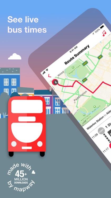 Bus Times London screenshot-0