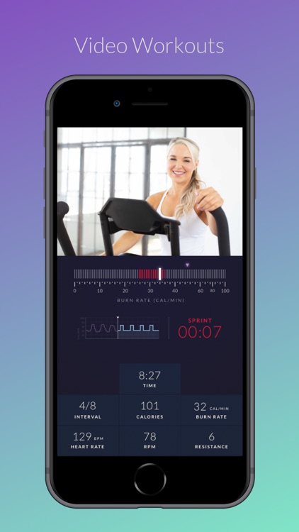 Bowflex JRNY™ screenshot-2