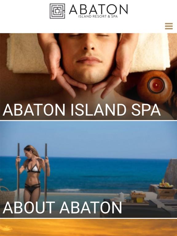 Abaton Island Resort & Spa screenshot 4