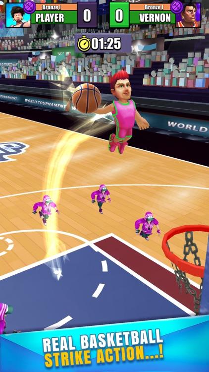 Dunk Flip - Basketball Strike