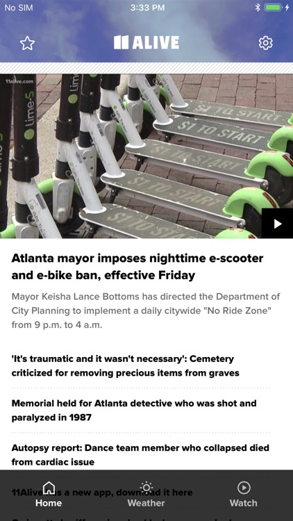 Atlanta News from 11Alive screenshot-0
