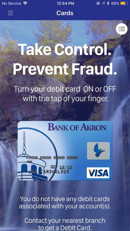 Bank of Akron Business screenshot-4