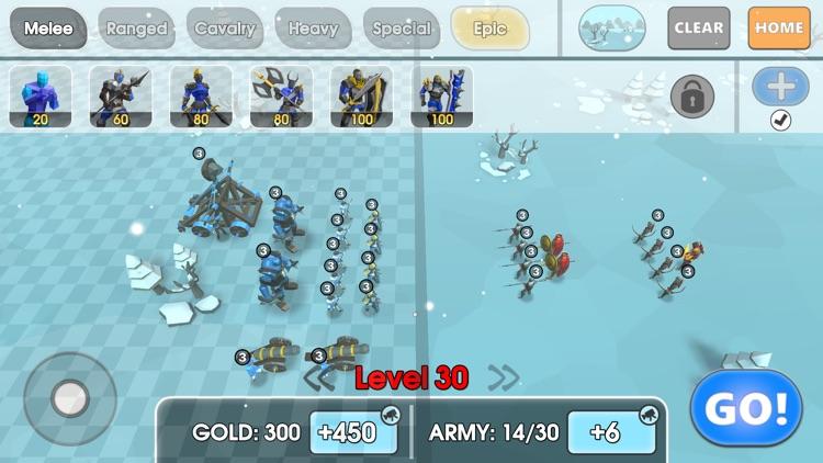 Epic Battle Simulator 2 screenshot-4