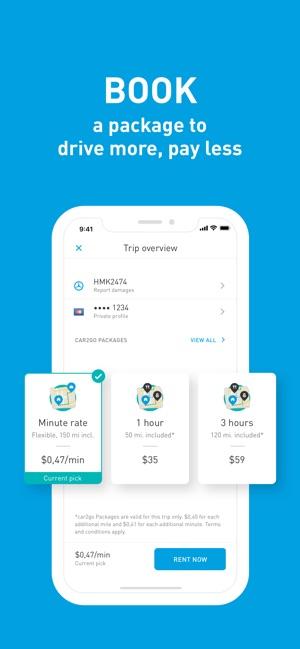 Car2go On The App Store