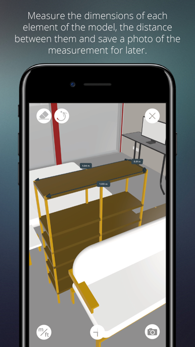 BIMserver.center AR screenshot 8