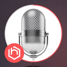 iRec App - audio recorder for VoIP phone call conversation recording, program for voice and sound recording